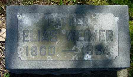 WEIMER, ELIAS - Wayne County, Ohio | ELIAS WEIMER - Ohio Gravestone Photos