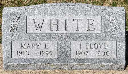 WHITE, I FLOYD - Wayne County, Ohio | I FLOYD WHITE - Ohio Gravestone Photos