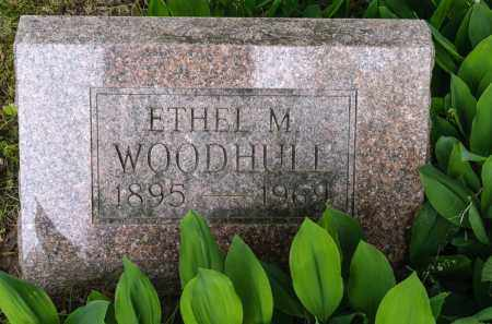 WOODHULL, ETHEL M. - Wayne County, Ohio | ETHEL M. WOODHULL - Ohio Gravestone Photos