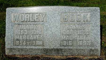 WORLEY, HENRY - Wayne County, Ohio | HENRY WORLEY - Ohio Gravestone Photos