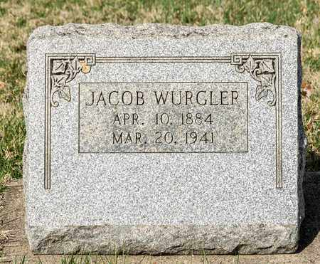 WURGLER, JACOB - Wayne County, Ohio | JACOB WURGLER - Ohio Gravestone Photos