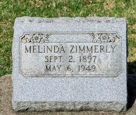 ZIMMERLY, MELINDA - Wayne County, Ohio | MELINDA ZIMMERLY - Ohio Gravestone Photos