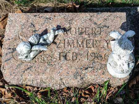 ZIMMERLY, ROBERT - Wayne County, Ohio | ROBERT ZIMMERLY - Ohio Gravestone Photos