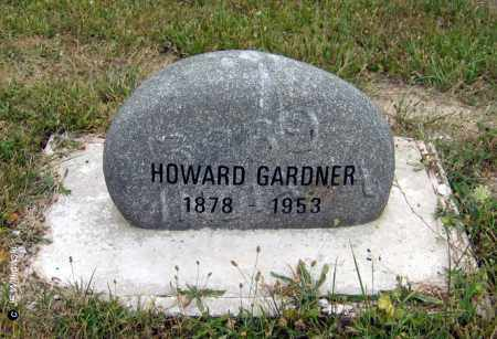 GARDNER, HOWARD - Williams County, Ohio | HOWARD GARDNER - Ohio Gravestone Photos