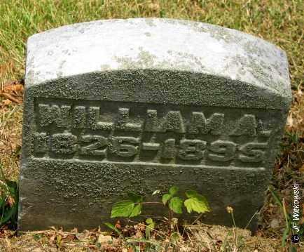 MOORE, WILLIAM A. - Williams County, Ohio | WILLIAM A. MOORE - Ohio Gravestone Photos