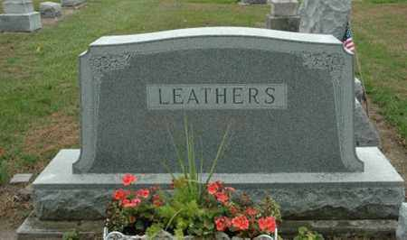 LEATHERS, EVELYN F. - Wood County, Ohio | EVELYN F. LEATHERS - Ohio Gravestone Photos
