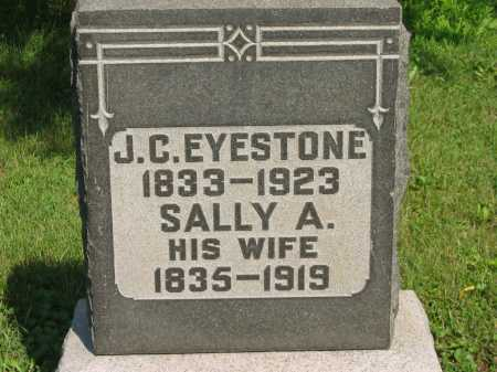EYESTONE, J. C. - Wyandot County, Ohio | J. C. EYESTONE - Ohio Gravestone Photos