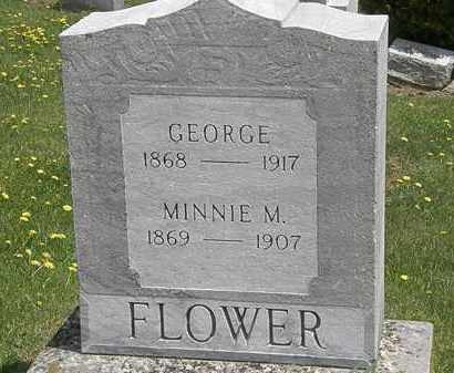 FLOWER, GEORGE - Wyandot County, Ohio | GEORGE FLOWER - Ohio Gravestone Photos