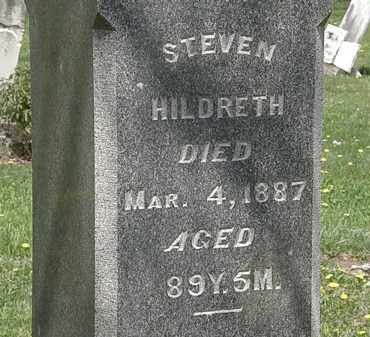 HILDRETH, STEVEN - Wyandot County, Ohio | STEVEN HILDRETH - Ohio Gravestone Photos