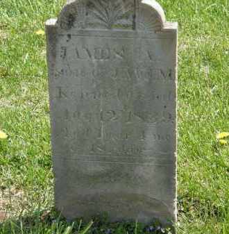 KENNEDY, JAMES A. - Wyandot County, Ohio | JAMES A. KENNEDY - Ohio Gravestone Photos
