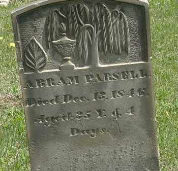 PARSELL, ABRAHAM - Wyandot County, Ohio | ABRAHAM PARSELL - Ohio Gravestone Photos