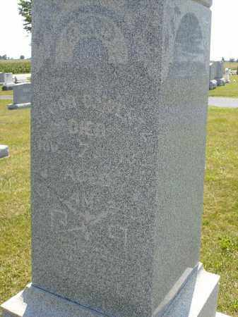 WENTZ, JACOB CLARENCE - Wyandot County, Ohio | JACOB CLARENCE WENTZ - Ohio Gravestone Photos