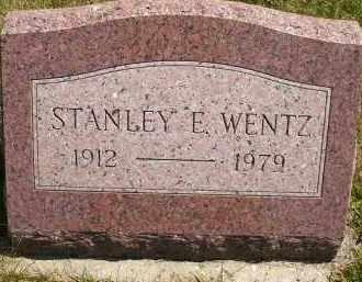 WENTZ, STANLEY EUGENE - Wyandot County, Ohio | STANLEY EUGENE WENTZ - Ohio Gravestone Photos